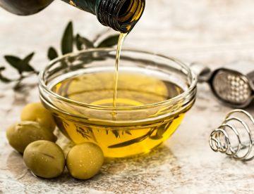 Aceite de oliva ecológico