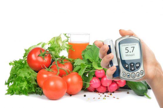 Nutrición ecológica para diabéticos