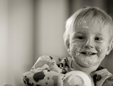 Alimentación niños celiacos