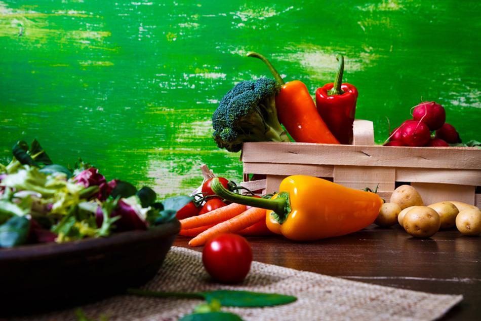Verduras de agricultura ecológica