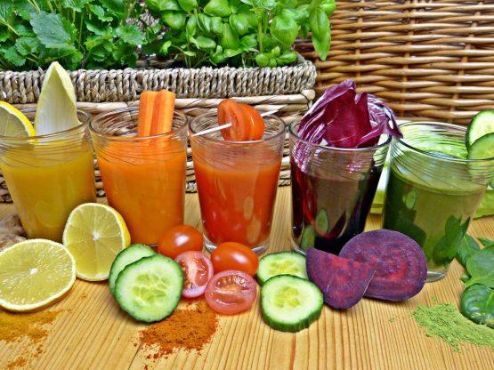 Recetas de zumos naturales